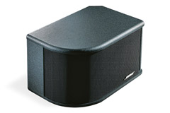 Bose stereo speakers