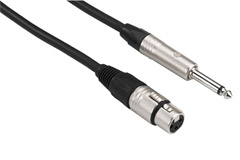 Music instrument cable