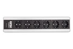 6-way power distributor for 230V