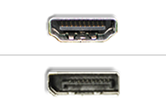 HDMI - Displayport