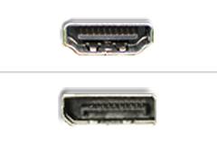HDMI - Displayport