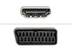 HDMI - Scart