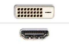 DVI - HDMI