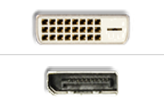 DVI - Displayport