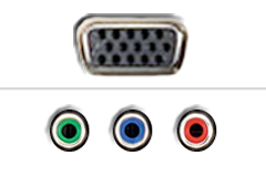 VGA - Component