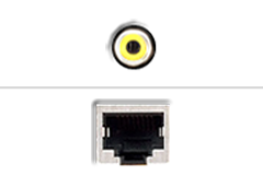 Composite - RJ45 Ethernet