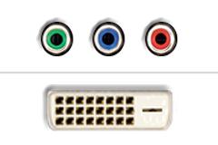 Komponent - DVI