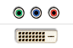 Component - DVI