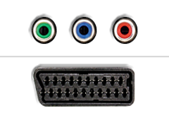 Component - Scart