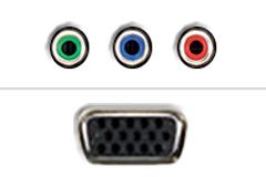 Komponent - VGA