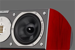 Audiovector center speaker