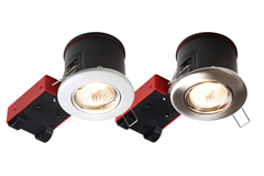 Downlight LED spot housing