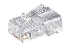 CAT 5e network adapters and RJ45 connectors