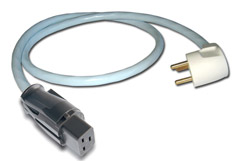 Hi-Fi strømkabel
