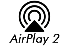 Multirum streaming - Apple Airplay 2