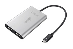 Thunderbolt to Displayport