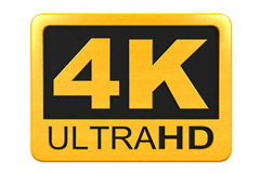 4K Ultra HD kabel