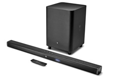 JBL TV audio soundbar