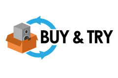 Buy & Try - Free shipping & return