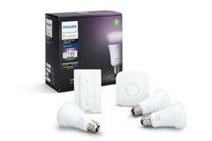 Philips Hue White and Color Starter kit, E27