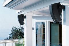 Outdoor/wet room speaker