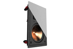 Klipsch in-wall speakers