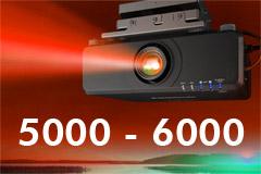 5000-6000 Lumens
