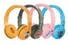 Trådløse høretelefoner til børn