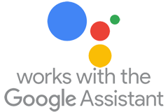 Speech control - Google Assistant