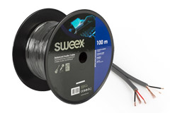 Sweex kabel uden stik
