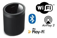 Trådløs streaming speaker