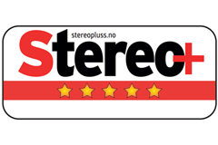 Stereo+ - 5 star
