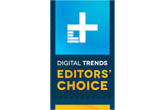 Digital Trends - Editors Choice