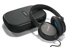 Støj-reducerende hovedtelefon