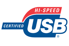 USB 2.0 - Hi-Speed (Type A / B / C / Micro / Mini)