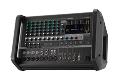 Yamaha power mixer