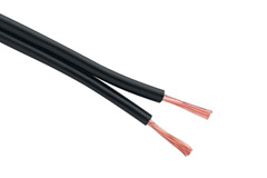 Cheap loudspeaker cable