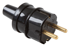 230V power connector