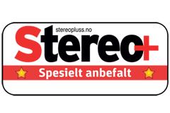 Stereo+ - Spesielt anbefalt
