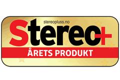 Stereo+ - Årets produkt