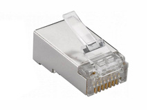 Modular connectors for network (RJ45)