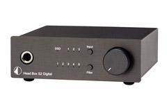Pro-Ject headphone amplifier