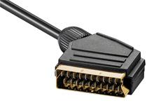 Scart kabel og stik