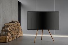 TV gulvstand og rullebord