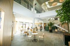 Lægehuse og hospitaler