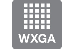 Resolution - WXGA (1280 x 800)