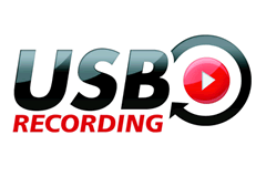 Recording by USB