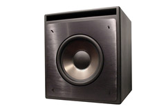In-wall/passive subwoofer