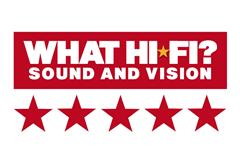 What Hi-Fi 5 stars