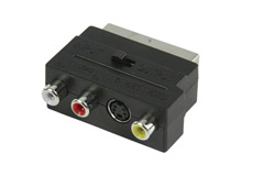 Scart adapter / konverter